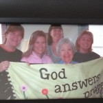 Sisters, mom & me 2009