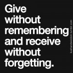 give quote